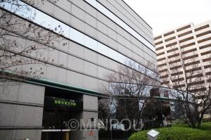 閉館・移転し補助金が削減された大阪国際児童文学館