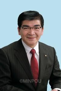 うち海公仁(58)現  市議5期。党市議団長、市議会副議長など歴任。原水爆禁止東大阪市協議会副会長・事務局長。