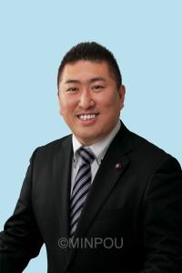 あさの耕世(36)現  市議2期。市議会建設水道委員長など歴任、元「しんぶん赤旗」沖縄県記者。