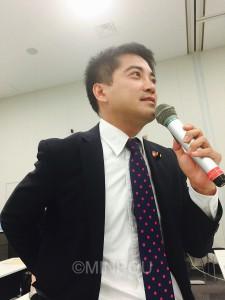 コータローの国会レポート㊹国民の声をブレずに届ける (大阪民主新報より転載)