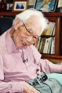 西川治郎さんminpou