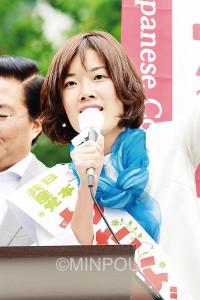 わたなべ大阪選挙区候補