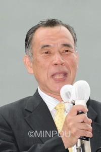 生活の党府連幹事長・前衆院議員 渡辺義彦さん