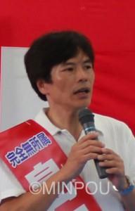 島田智明氏