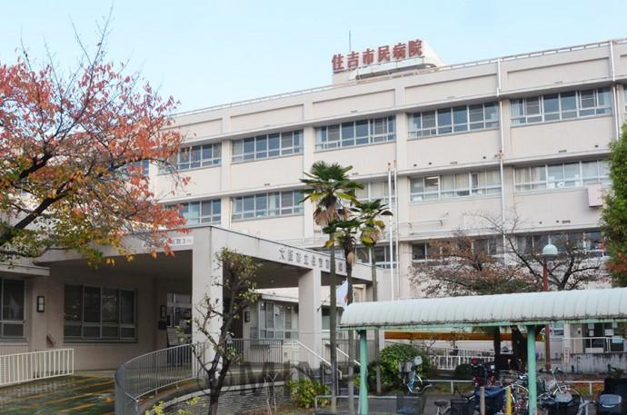 住吉市民病院の閉院後に誘致する民間病院の全面開業が2年遅れとなり、医療空白の危険や道理のない公金投入が問題になっています。(大阪市住之江区)