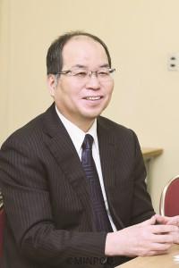 新委員長 柳氏minpou