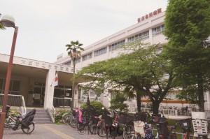 「二重行政」で廃止されようとしている大阪市立住吉市民病院