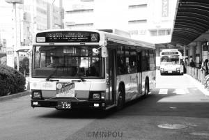 おでかけ応援カードが利用できる南海バス