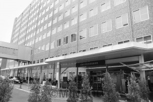 堺市に移転が計画されている近大医学部付属病院