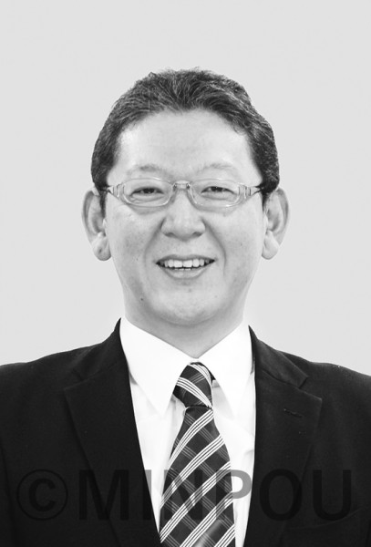 仲川まなぶ氏