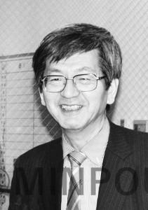 中村正男氏