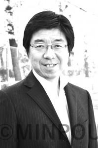 駒井正男氏