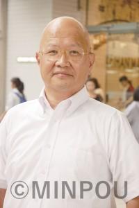 桜田照雄氏