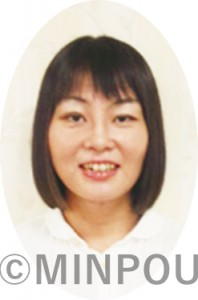 竹内智子さん