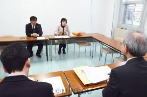 府議団が新型コロナ対策第2次申し入れminpou