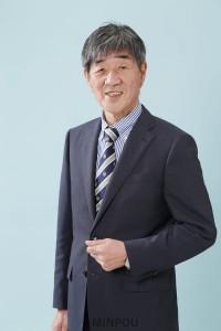 羽曳野市長候補・嶋田たかし氏minpou