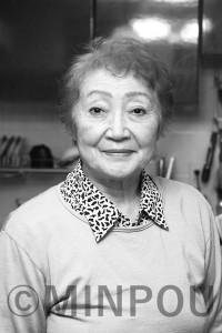 石井郁子さん